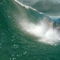 Image result for Images of Tsunami